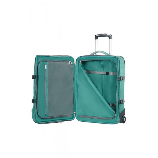 Road Quest Duffle with Wheels 55 cm