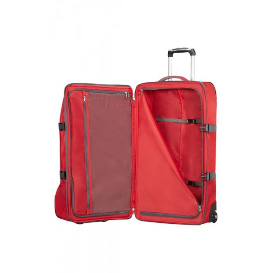 Road Quest Duffle with Wheels M 69 cm