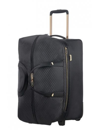 Uplite Duffle with wheels 55cm Black/Gold - Product Comparison
