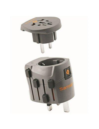 Samsonite World Adaptor Grounded 2 - Adapters