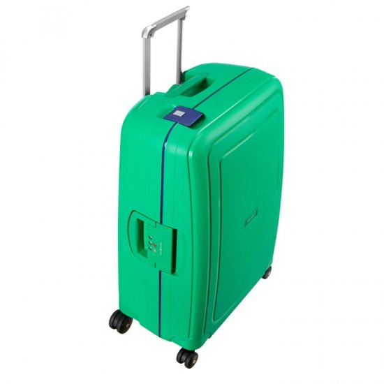 S'Cure Spinner 4 wheels 75 cm large size Aloe Green/Rio Blue