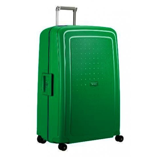 S'Cure Spinner 4 wheels 81 cm large size Aloe Green/Rio Blue
