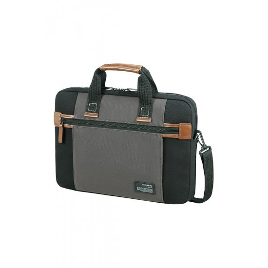 Sideways Laptop Sleeve 15.6inch Black/Grey