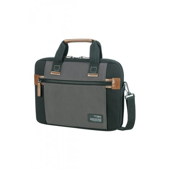 Sideways Laptop Sleeve 13.3inch Black/Grey