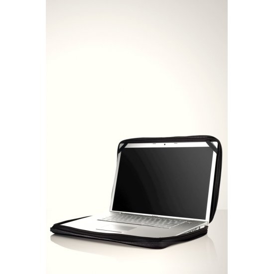 Black notebook sleeve (protector) 10.2 - Tablet cases 9'-10'