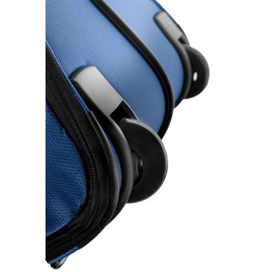 Blue duffle on wheels 63 cm Duo Plyer