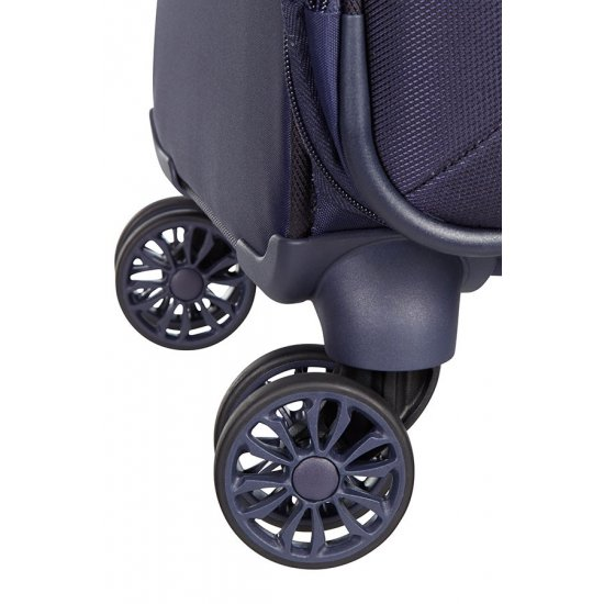 Blue B-lite 3 Spinner on 4 wheels Expandable 63 cm