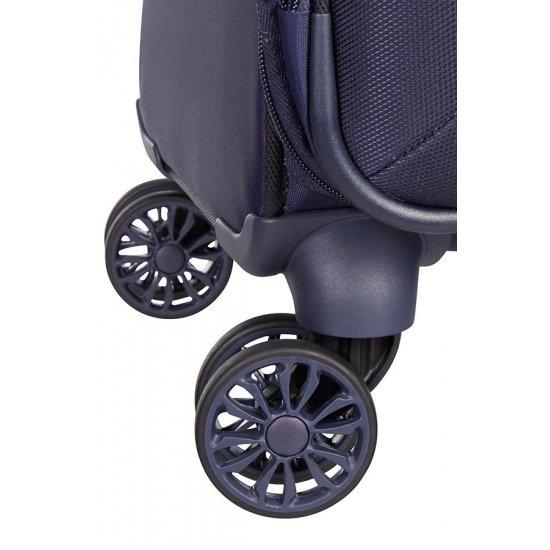 Blue B-lite 3 Spinner on 4 wheels Expandable 83 cm