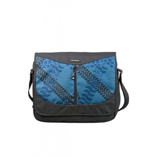 Blue bag laptop compartment 15.6