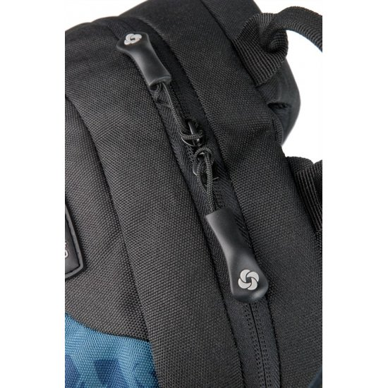 Blue backpack Urbnation, size M