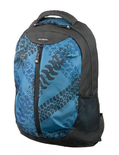Blue backpack for 16.4 - Urbnation