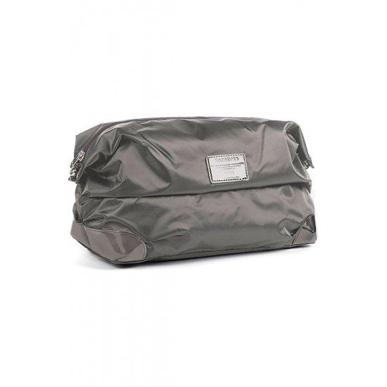 Grey Toiletry Bag Thallo Size M