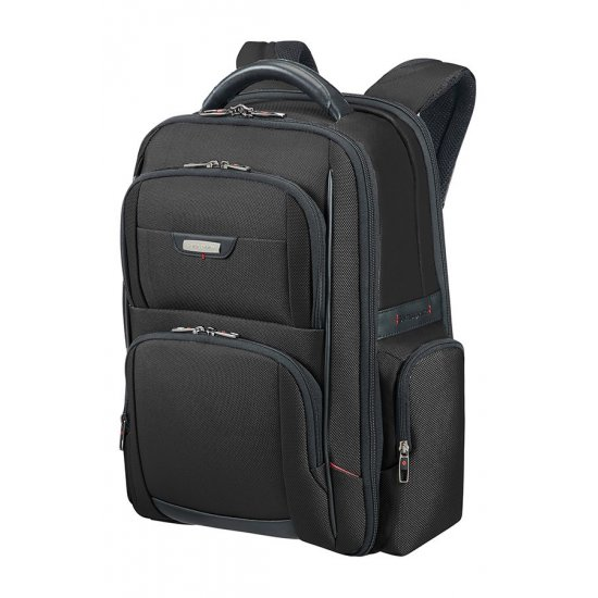 Pro-DLX 4 Business Laptop Backpack 15.6inch Black