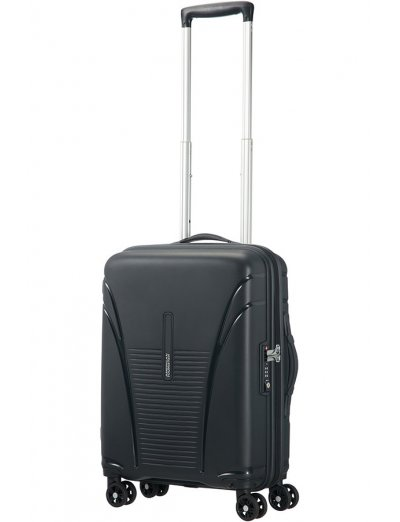 Skytracer 4-wheel Spinner suitcase 68cm Dark Slate - Product Comparison