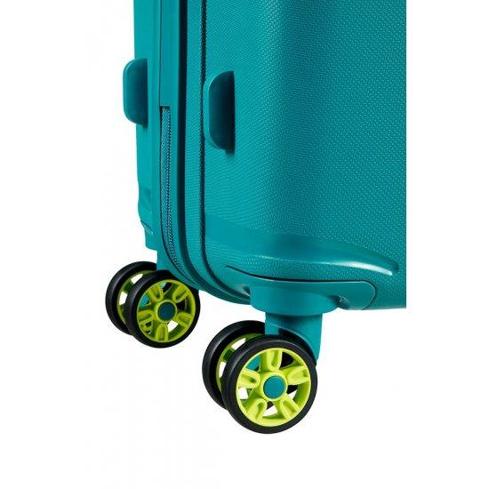 Skytracer 4-wheel Spinner suitcase 55cm Spring Green