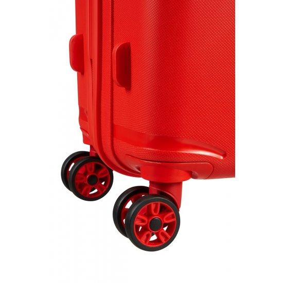 Skytracer 4-wheel Spinner suitcase 55cm Formula Red
