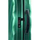 Изумрудено зелен спинер на 4 колела Cosmolite, 86 cm