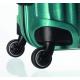 Изумрудено зелен спинер за ръчен багаж на 4 колела Cosmolite, 55 cm
