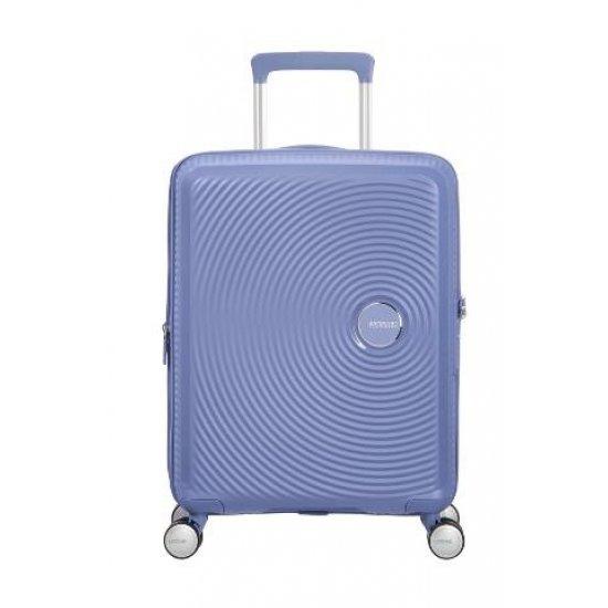 Soundbox Spinner (4 wheels) 55cm Exp Denim Blue