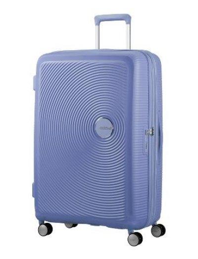 Soundbox Spinner (4 wheels) 77cm Exp Denim Blue - SOUNDBOX