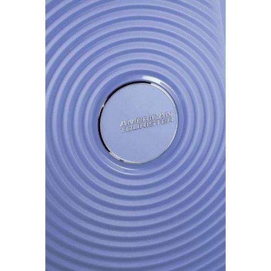 Soundbox Spinner (4 wheels) 77cm Exp Denim Blue