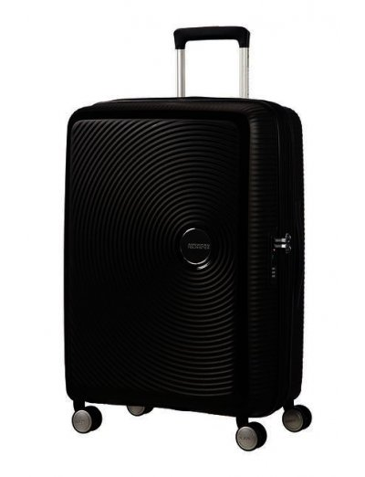 Soundbox Spinner (4 wheels) 67cm Exp Black - SOUNDBOX