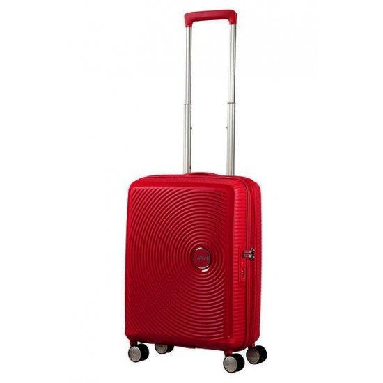 Soundbox Spinner (4 wheels) 55cm Exp Lightning Pink