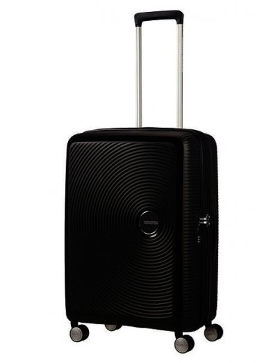 Soundbox Spinner (4 wheels) 77cm Exp Black - SOUNDBOX