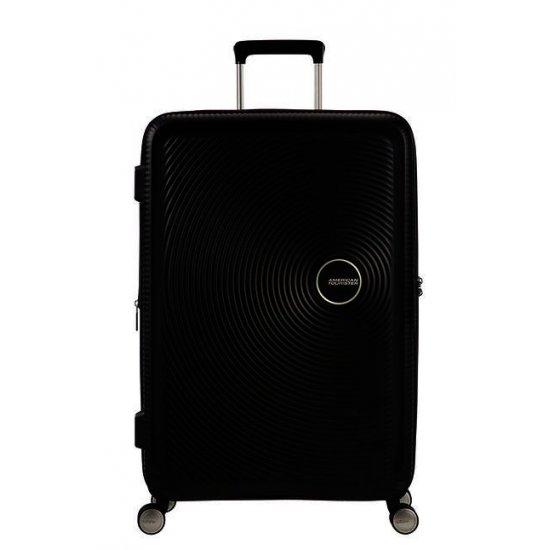 Soundbox Spinner (4 wheels) 77cm Exp Black