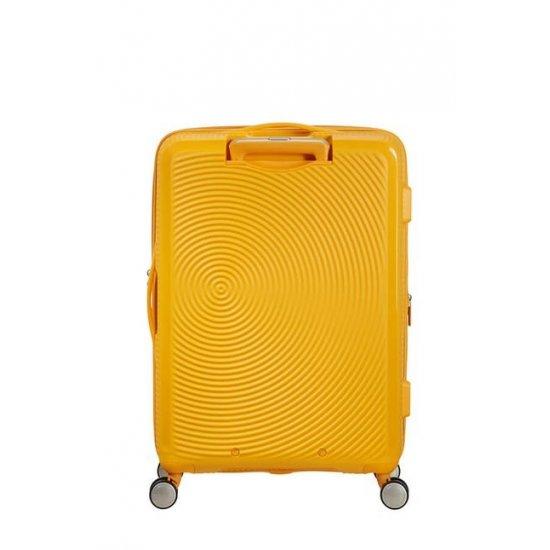 Soundbox Spinner (4 wheels) 67cm Exp Golden Yellow