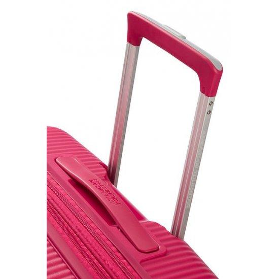 Soundbox Spinner (4 wheels) 77cm Exp Lightning Pink