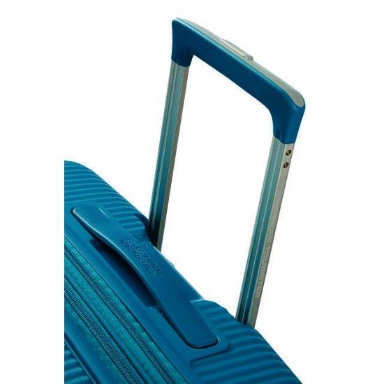 Soundbox Spinner (4 wheels) 77cm Exp Summer Blue