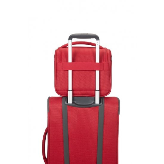 Spark Beauty Case Red