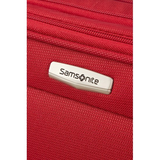 Spark SNG Toiletry Bag Red