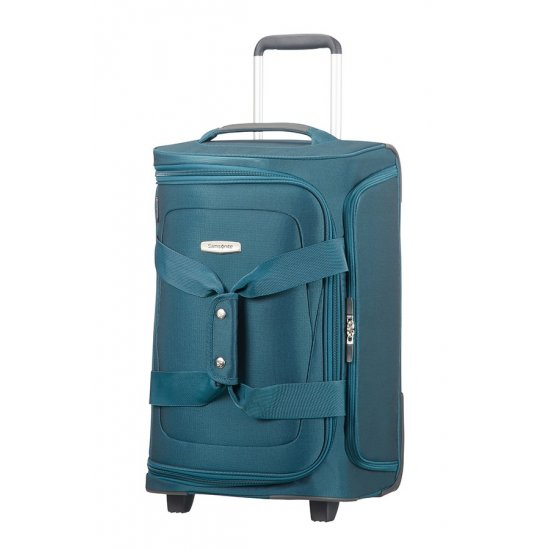 Spark SNG Duffle with Wheels 55cm Petrol Blue