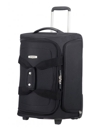 Spark SNG Duffle with Wheels 55cm Black - Duffles