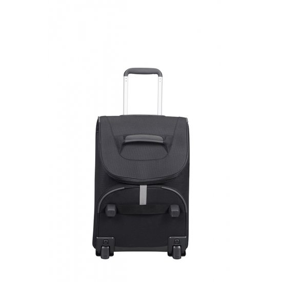 Spark SNG Duffle with Wheels 55cm Black
