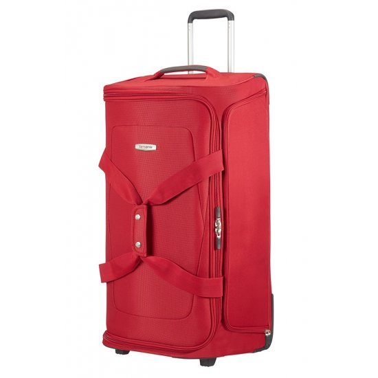 Spark SNG Duffle with Wheels 77cm Red