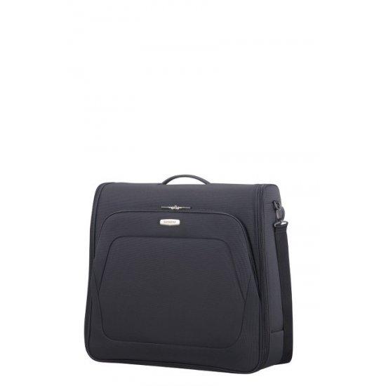 Spark SNG Bi-fold Garment Black