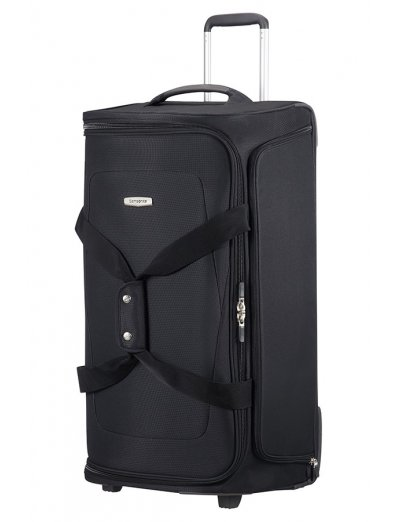 Spark SNG Duffle with Wheels 77cm Black - Duffles and backpacks