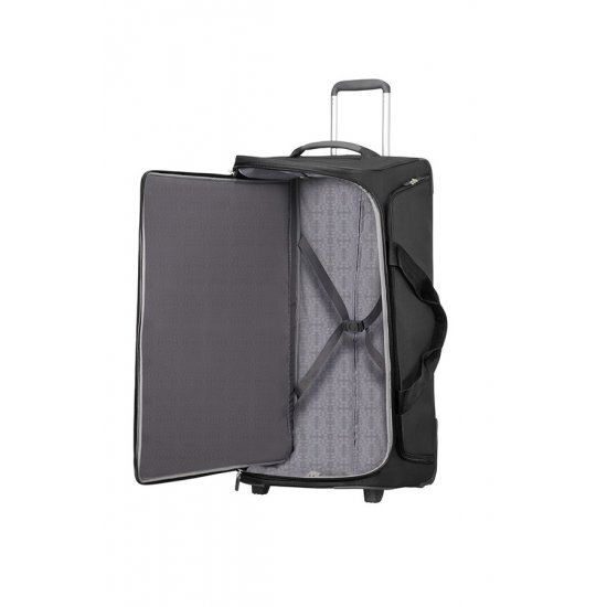 Spark SNG Duffle with Wheels 77cm Black