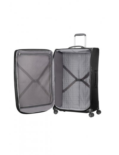 Spark SNG Spinner 67cm Expandable Black - Softside collection