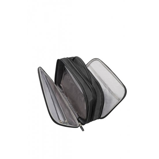 Spark SNG Toiletry Bag Black