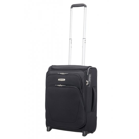 Spark SNG Upright Toppocket Expandable 55cm Black