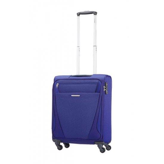 Спинер All Direxions 55 см, ръчен багаж в син цвят