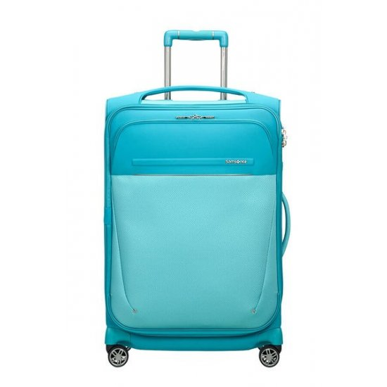 B-Lite Icon Spinner (4 wheels) 63cm Exapandable Capti Blue