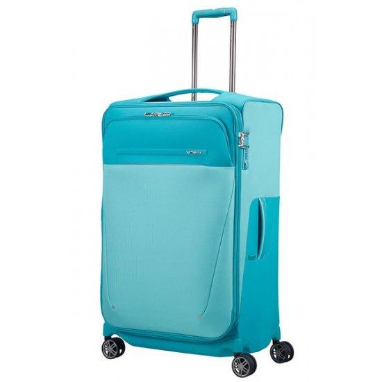 B-Lite Icon Spinner (4 wheels) 78cm Exapandable Capri Blue