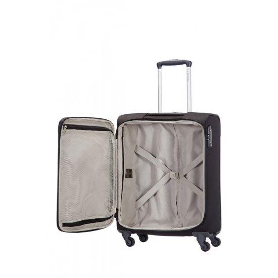 Спинер All Direxions 55 см, ръчен багаж в черен цвят