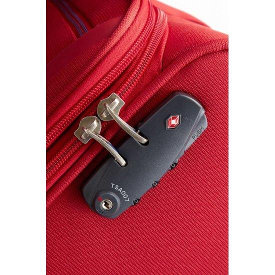 Спинер на 4 колела All Direxions 77 см с разширение в червен цвят