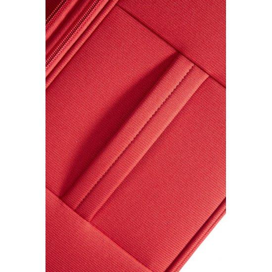 Спинер на 4 колела Base Hits 77 см в огнено червен цвят с разширение